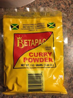Best Jamaican Curry Powder, 100% Genuine & Authentic meat seasoning - JamaicanFavorite