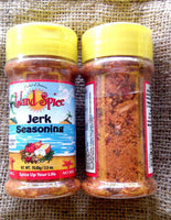 island spice jamaican jerk seasoning 2 oz (Pack of 2) - JamaicanFavorite