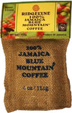 100% Jamaican Blue Mountain Coffee Organic Roasted Whole Beans & Ground - JamaicanFavorite