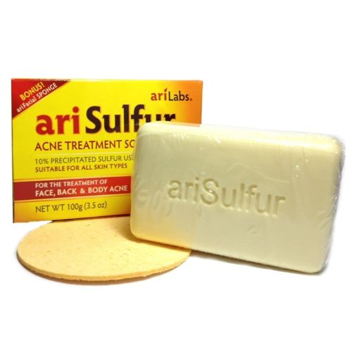 arisulphur acne treatment soap 3.5 oz - JamaicanFavorite