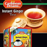 3 caribbean dreams instant ginger tea un-sweetened instant tea
