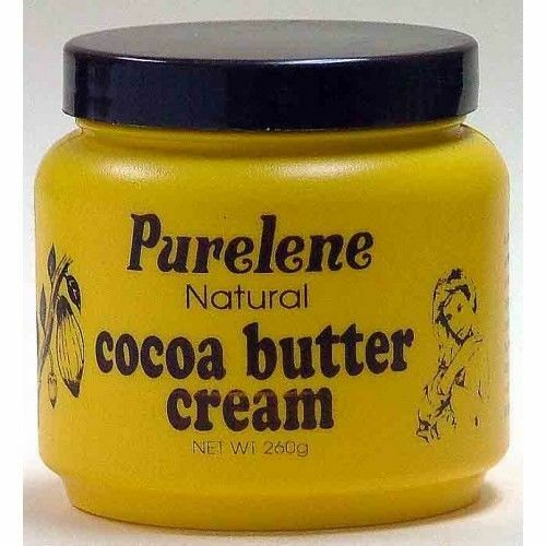 purlene natural cocoa butter cream a e for all skin types dry skin wrinkles 260g