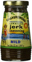 2 walkerswood traditional jamaican jerk seasonings spices hot & spicy mild 10 oz