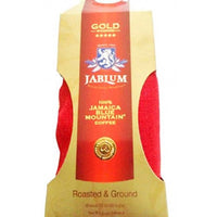 jablum gold 100 percent jamaican blue mountain coffee roasted & ground 16 oz - JamaicanFavorite
