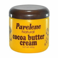 jamaican purlene natural cocoa butter cream all purpose for all skin types 455g