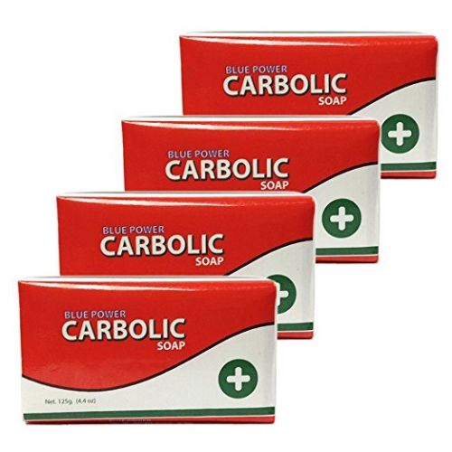 carbolic soap (antibacterial) bath soap 125g (Pack of 4) - JamaicanFavorite