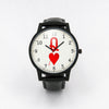Red Queen of Hearts Alice In Wonderland Watch