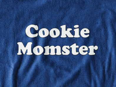 Cookie Momster T-Shirt (Unisex to 4XL)