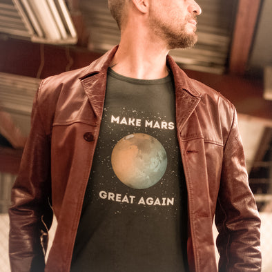 Make Mars Great Again T-Shirt