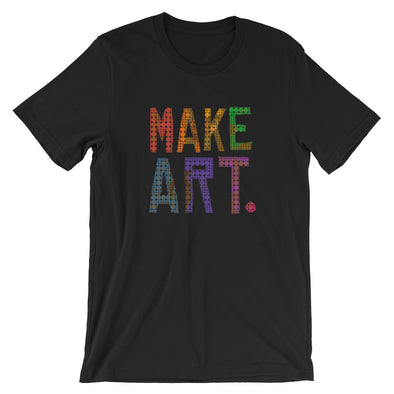 Make Art T-Shirt (version 2)
