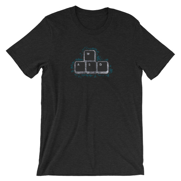 WASD T-Shirt (for PC Gamers)