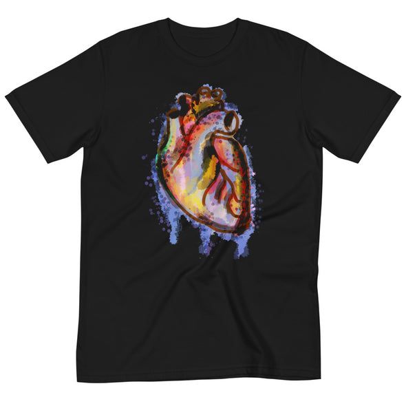 Heart of Art - Organic Cotton T-Shirt