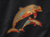 Painted Dolphins T-Shirt