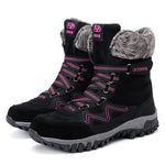 Fur Lining Women Snow Boots