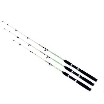 Solid Fiberglass Fishing Rod