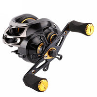 LYCAN 1200HG 7.0:1 Baitcasting Fishing Reel