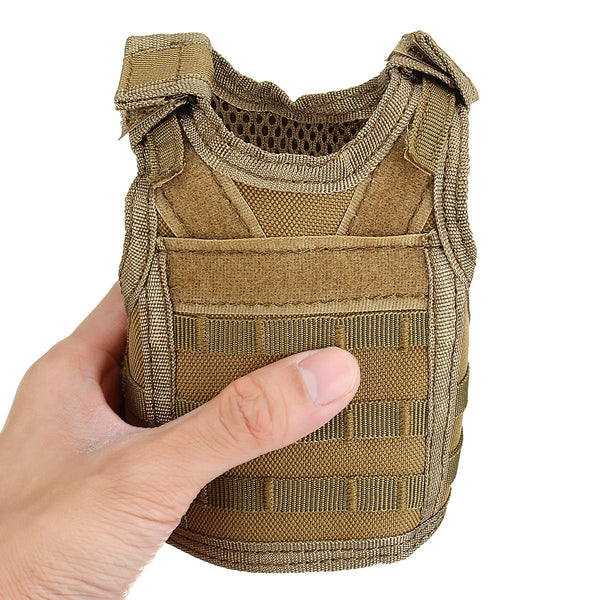 Tactical Vest  Beverage Insulator