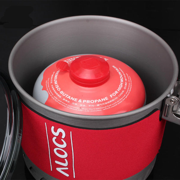 Fast Heating Pot