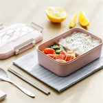 Lunch Box Spoon Chopsticks Case
