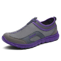 Light Mesh Breathable Slip On Shoes