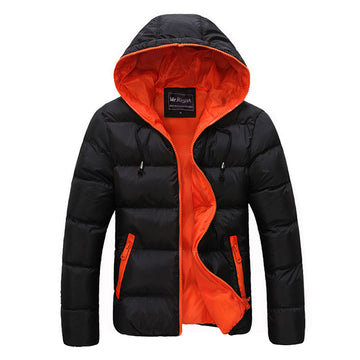 Jacket Hooded
