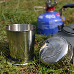 Picnic Cup Stainless Steel