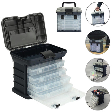 4- layer Fishing Tackle Box