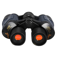 60x60 Optical Binocular Low Light Level HD High Clarity 3000M