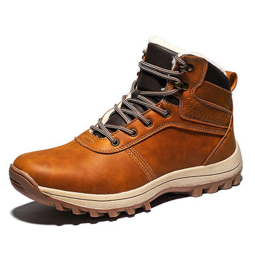 Retro Ankle Boots for Men