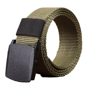 Quick Release Tactical Belt