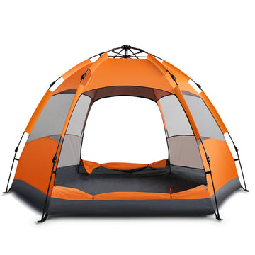 Tent Automatic Waterproof 3-5 People