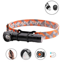 3Modes LED Headlamp