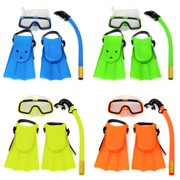 Junior Children Snorkeling Set