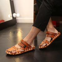 Men Flat Slippers