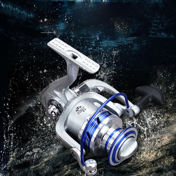 ZANLURE  Full Metal Spinning Reel