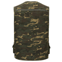 Quick Dry Outdoors Fishing Vest