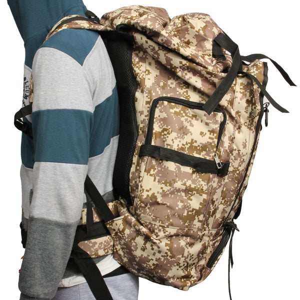 Backpack Tactical 80L