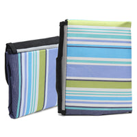 Picnic Blanket  Mat Travel Hamper Basket Bag