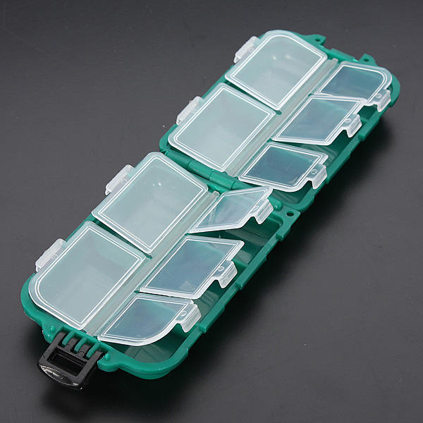 Tackle Box 10 Compartments