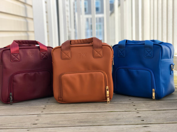 Our Luxury Insulated Lunch Totes: Spring 2020 Line