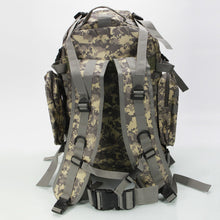 Large Capacity Camo Backpack