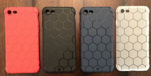 Honeycomb Anti-shock iPhone Case