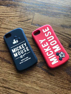 Mickey Mouse iPhone Case (2 designs)