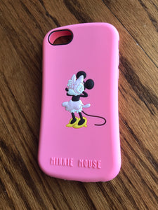 Minnie Mouse Bow iPhone Case