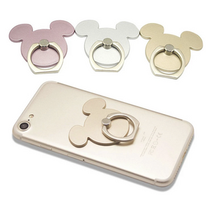 Mickey Cell Phone Finger Holder & Stand (4 colors)