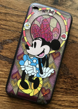 Mosaic Minnie iPhone Case