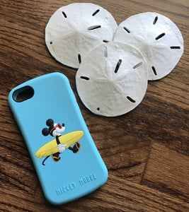 Surfboard Mickey iPhone Case