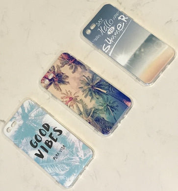 Summer iPhone Cases (3 designs)