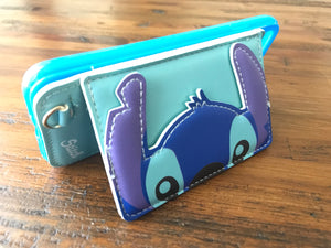Stitch Wallet & Stand iPhone Case
