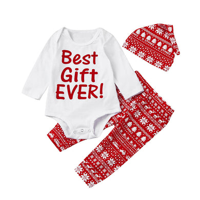 """Best Gift Ever"" Christmas Outfit"